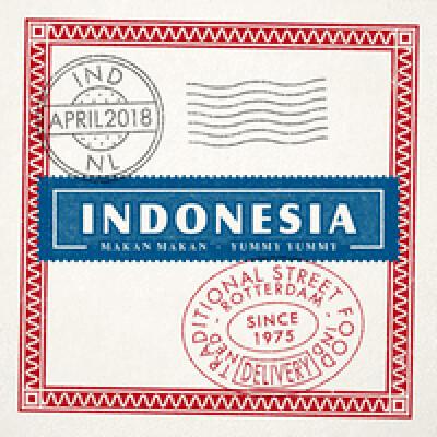 Stage DTP en Fotografie bij bezorgformule Indonesia